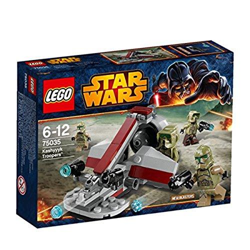 レゴ スターウォーズ LEGO Star Wars 75035 Kashyyyk Troopersレゴ スターウォーズ