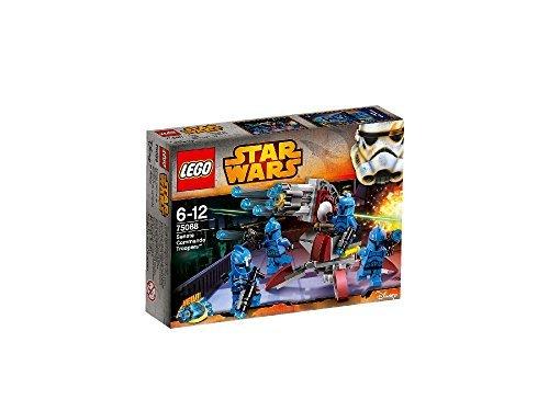 レゴ スターウォーズ LEGO Star Wars Senate Commando Troopers Lego Star Wars Senate Commando Troopers 75088 parallel import goodsレゴ スターウォーズ