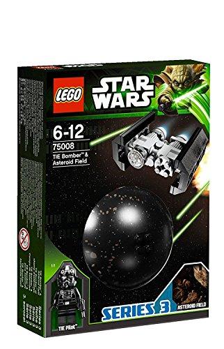 レゴ スターウォーズ 【送料無料】Star Wars - TIE Bomber & Asteroid Field - 75008レゴ スターウォーズ