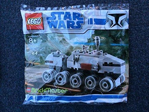 レゴ スターウォーズ Star Wars Lego BrickMaster Exclusive Mini Building Set #20006 Clone Turbo Tank (Bagged)レゴ スターウォーズ