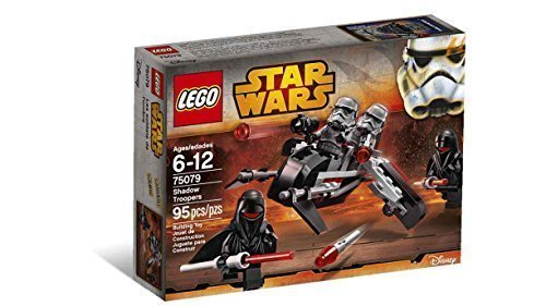 レゴ スターウォーズ LEGO Star Wars Shadow Troopers 75079 - Bundle w/ Collectible Star Wars Stickers, w/ 100 pc Official Star Wars Puzzleレゴ スターウォーズ