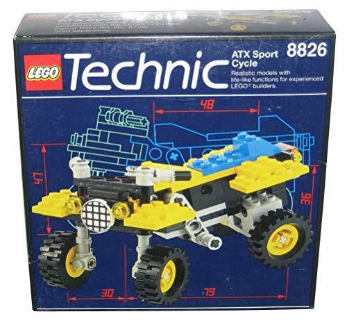 入園入学祝い レゴ テクニックシリーズ【送料無料】Lego Technic ATX ATX Cycle Sport Cycle【送料無料】Lego 8826レゴ テクニックシリーズ, 紳士服はるやま:5f097f85 --- independentescortsdelhi.in