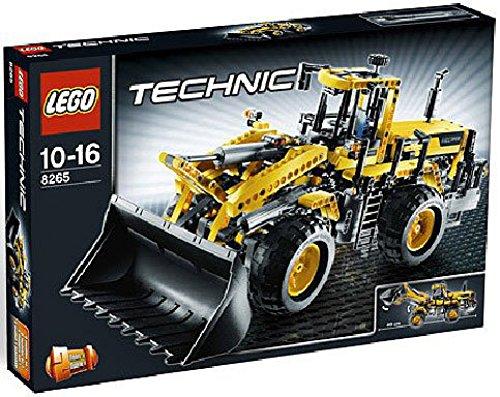 レゴ テクニックシリーズ LEGO TECHNIC Front Loader 8265レゴ テクニックシリーズ