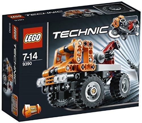 レゴ テクニックシリーズ LEGO Technic Mini Tow Truck 9390レゴ テクニックシリーズ