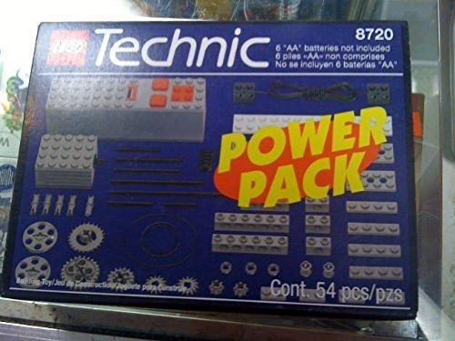 レゴ テクニックシリーズ Lego Technic 8720 Power Pack NEW 9v Electric Systemレゴ テクニックシリーズ