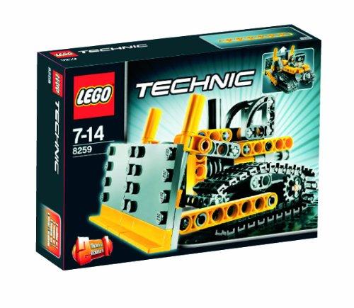 無料ラッピングでプレゼントや贈り物にも 逆輸入並行輸入送料込 レゴ テクニックシリーズ 送料無料 TECHNIC 爆買いセール Bulldozer 8259レゴ AL完売しました。 LEGO Mini