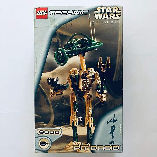 レゴ テクニックシリーズ Lego Technic 8000 Star Wars Episode I Pit Droid by LEGOレゴ テクニックシリーズ