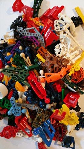 レゴ バイオニクル Alexander James 'MOC Fodder' Bulk Vintage Lego Bionicle Parts - 1 Poundレゴ バイオニクル
