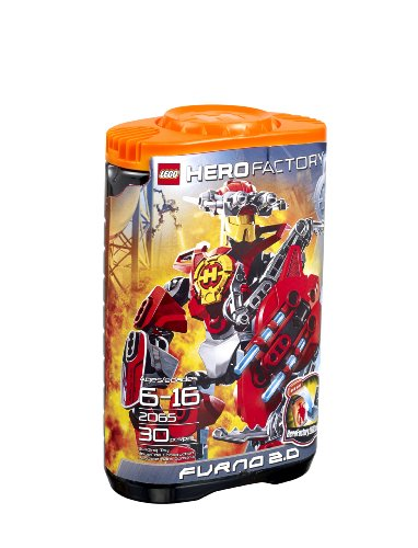 レゴ バイオニクル LEGO Hero Factory Furno 2.0 2065レゴ バイオニクル