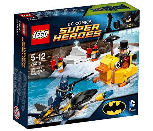 レゴ スーパーヒーローズ マーベル DCコミックス スーパーヒーローガールズ LEGO Super Heroes 76010: Batman: The Penguin Face Offレゴ スーパーヒーローズ マーベル DCコミックス スーパーヒーローガールズ