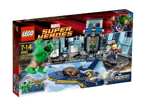 レゴ スーパーヒーローズ マーベル DCコミックス スーパーヒーローガールズ 【送料無料】LEGO: Super Heroes: Hulk's Helicarrier Breakoutレゴ スーパーヒーローズ マーベル DCコミックス スーパーヒーローガールズ
