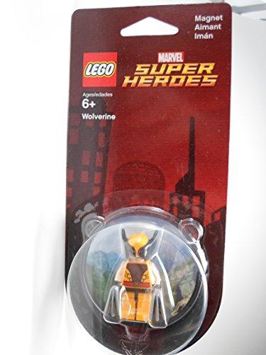 レゴ スーパーヒーローズ マーベル DCコミックス スーパーヒーローガールズ 【送料無料】LEGO Super Heroes Wolverine Magnetレゴ スーパーヒーローズ マーベル DCコミックス スーパーヒーローガールズ