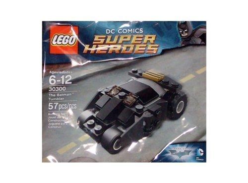 レゴ スーパーヒーローズ マーベル DCコミックス スーパーヒーローガールズ 【送料無料】LEGO Toy Super Heroes Super Heroes DC Comics Batman Batman Tumbler Promo 30300 Polybag [Paレゴ スーパーヒーローズ マーベル DCコミックス スーパーヒーローガールズ