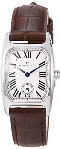 ハミルトン 腕時計 レディース 【送料無料】Hamilton Boulton M White Dial Ladies Watch H13321511ハミルトン 腕時計 レディース