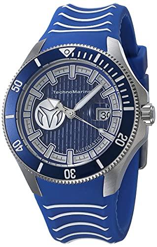 テクノマリーン 腕時計 メンズ 【送料無料】Technomarine Automatic Watch (Model: TM-118012)テクノマリーン 腕時計 メンズ