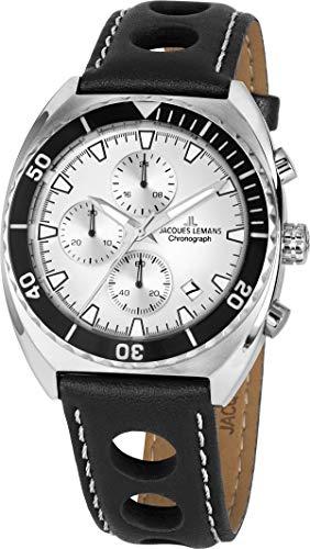 ジャックルマン オーストリア 腕時計 メンズ ケビンコスナー愛用 【送料無料】Jacques Lemans Retro 1-2041Bジャックルマン オーストリア 腕時計 メンズ ケビンコスナー愛用