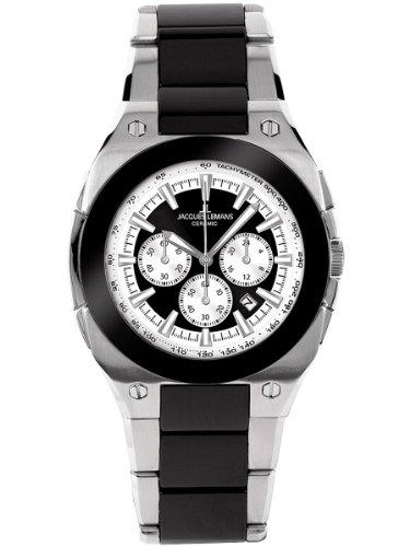 ジャックルマン オーストリア 腕時計 メンズ ケビンコスナー愛用 【送料無料】Jacques Lemans Dublin 1-1523Bジャックルマン オーストリア 腕時計 メンズ ケビンコスナー愛用