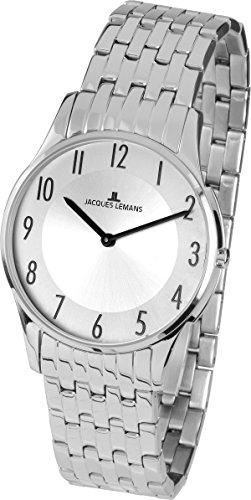 ジャックルマン オーストリア 腕時計 レディース ケビンコスナー愛用 【送料無料】Jacques Lemans LONDON 1-1853B Wristwatch for women Classic & Simpleジャックルマン オーストリア 腕時計 レディース ケビンコスナー愛用