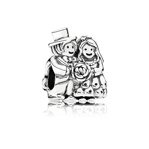 パンドラ ブレスレット アクセサリー ブランド かわいい PANDORA Mr. & Mrs. Charmパンドラ ブレスレット アクセサリー ブランド かわいい