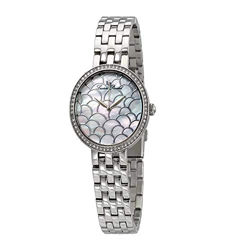 ルシアンピカール 腕時計 レディース Lucien Piccard Lauren Mother of Pearl Dial Ladies Watch LP-28021-11MOPルシアンピカール 腕時計 レディース