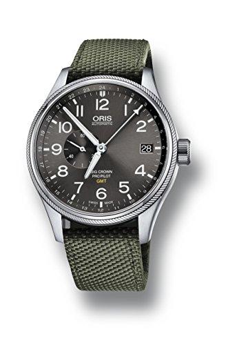 オリス 腕時計 メンズ Oris Big Crown ProPilot GMT, Small Secondオリス 腕時計 メンズ