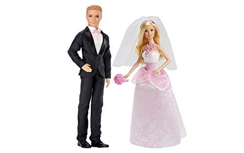 バービー バービー人形 ウェディング ブライダル 結婚式 【送料無料】Barbie Fairytale Wedding Bride and Groomバービー バービー人形 ウェディング ブライダル 結婚式