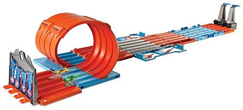 ホットウィール マテル ミニカー ホットウイール 【送料無料】Hot Wheels Track Builder System Race Crateホットウィール マテル ミニカー ホットウイール