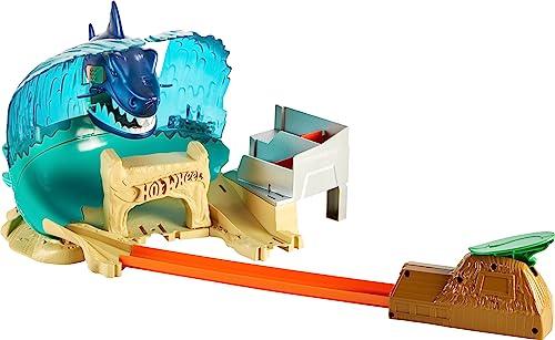 ホットウィール マテル ミニカー ホットウイール 【送料無料】Hot Wheels Mattel City Shark Beach Battle Play Setホットウィール マテル ミニカー ホットウイール
