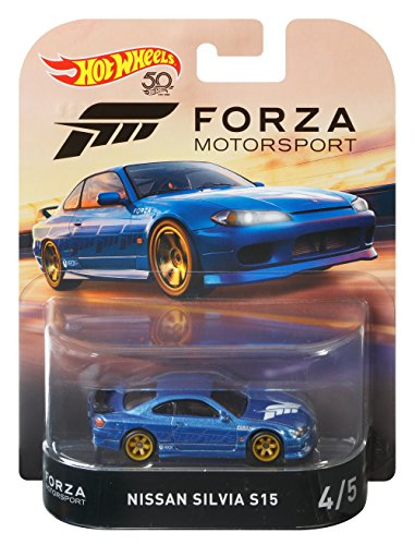 ホットウィール マテル ミニカー ホットウイール 【送料無料】Hot Wheels Nissan Silvia (S15) Vehicle, 1:64 Scaleホットウィール マテル ミニカー ホットウイール