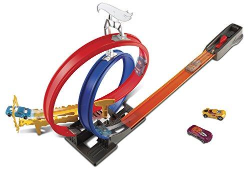 ホットウィール マテル ミニカー ホットウイール 【送料無料】Hot Wheels Energy Track Playsetホットウィール マテル ミニカー ホットウイール