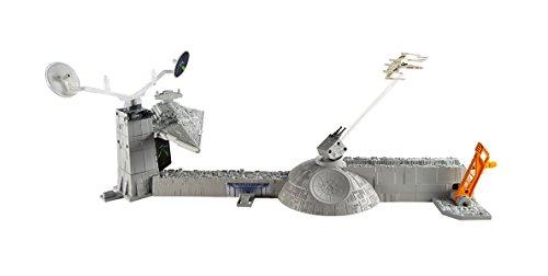 ホットウィール マテル ミニカー ホットウイール 【送料無料】Hot Wheels Star Wars X-Wing Assault Galactic Battle Play Setホットウィール マテル ミニカー ホットウイール