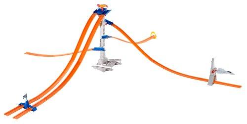 ホットウィール マテル ミニカー ホットウイール 【送料無料】Hot Wheels Workshop Track Builder Starter Setホットウィール マテル ミニカー ホットウイール