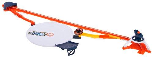 ホットウィール マテル ミニカー ホットウイール 【送料無料】Hot Wheels Spinshotz Hyperspeed Showdown Playsetホットウィール マテル ミニカー ホットウイール