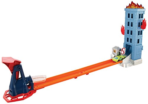 ホットウィール マテル ミニカー ホットウイール 【送料無料】Hot Wheels Blaze Blaster Track Setホットウィール マテル ミニカー ホットウイール