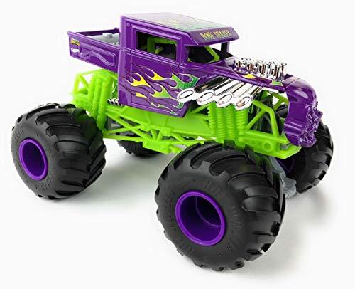 ホットウィール マテル ミニカー ホットウイール 【送料無料】Hot Wheels Monster Trucks Bone Shaker Vehicle #2ホットウィール マテル ミニカー ホットウイール