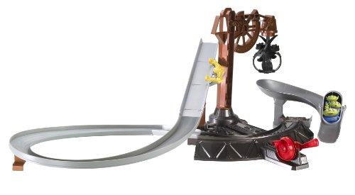 ホットウィール マテル ミニカー ホットウイール 【送料無料】Hot Wheels Toy Story 3 Claw Rescue Track Setホットウィール マテル ミニカー ホットウイール