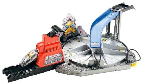 ホットウィール マテル ミニカー ホットウイール Hot Wheels Power Ranger Megaforce Playsetホットウィール マテル ミニカー ホットウイール