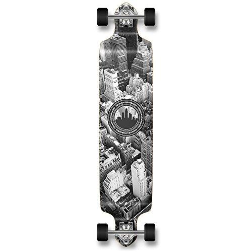 ロングスケートボード スケボー 海外モデル 直輸入 Dropdown-NY YOCAHER Professional Speed Drop Down Complete Longboard Skateboard (New York)ロングスケートボード スケボー 海外モデル 直輸入 Dropdown-NY