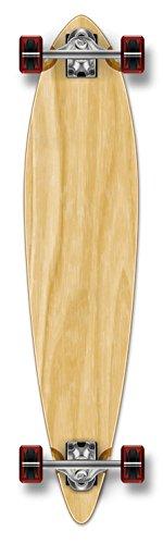 ロングスケートボード スケボー 海外モデル 直輸入 01060P-Natural-40