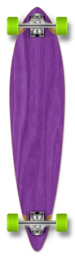 ロングスケートボード スケボー 海外モデル 直輸入 01060P-Purple-40