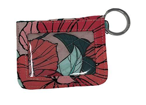 ヴェラブラッドリー ベラブラッドリー アメリカ 日本未発売 財布 【送料無料】Vera Bradley Campus Double ID Card Case (Vintage Floral)ヴェラブラッドリー ベラブラッドリー アメリカ 日本未発売 財布