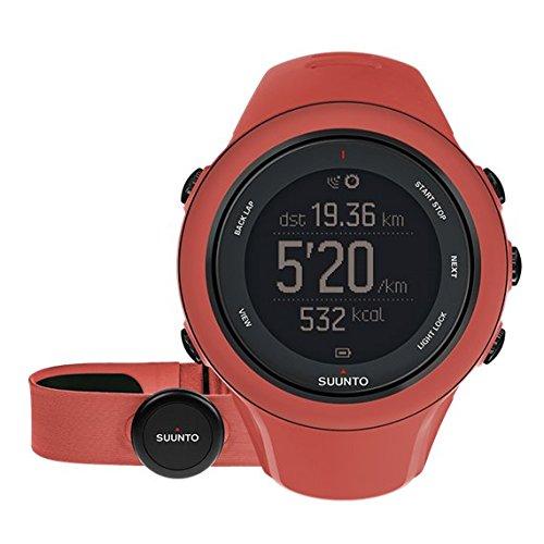 スント 腕時計 アウトドア レディース アウトドアウォッチ特集 【送料無料】SUUNTO Ambit3 Sport GPS Watch with Heart Rate (Coral)スント 腕時計 アウトドア レディース アウトドアウォッチ特集