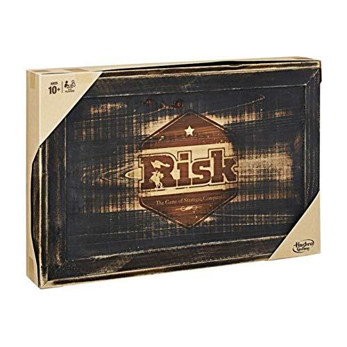 ボードゲーム 英語 アメリカ 海外ゲーム Hasbro Rustic Risk Board Gameボードゲーム 英語 アメリカ 海外ゲーム