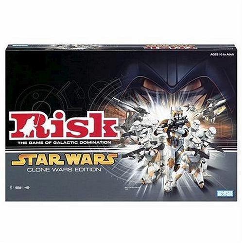 ボードゲーム 英語 アメリカ 海外ゲーム Risk Star Wars The Clone Wars Editionボードゲーム 英語 アメリカ 海外ゲーム