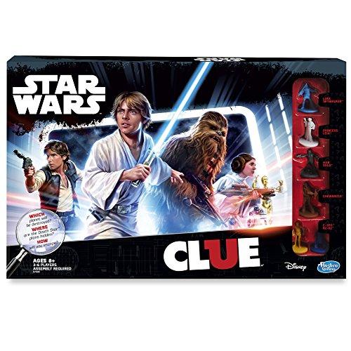 ボードゲーム 英語 アメリカ 海外ゲーム 【送料無料】Hasbro Clue Game: Star Wars Editionボードゲーム 英語 アメリカ 海外ゲーム