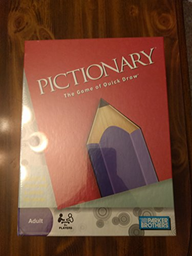 ボードゲーム 英語 アメリカ 海外ゲーム Pictionary Gameボードゲーム 英語 アメリカ 海外ゲーム