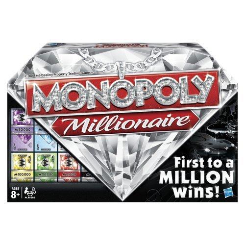 ボードゲーム 英語 アメリカ 海外ゲーム 【送料無料】Monopoly Millionaire