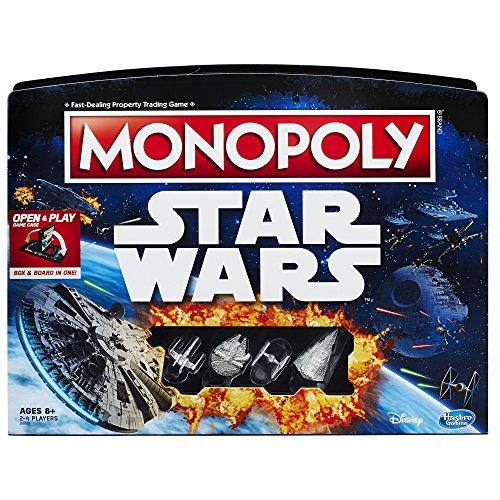 ボードゲーム 英語 アメリカ 海外ゲーム 【送料無料】Monopoly Game: Star Wars Editionボードゲーム 英語 アメリカ 海外ゲーム