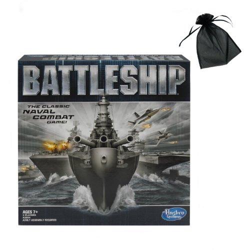 ボードゲーム 英語 アメリカ 海外ゲーム Hasbro Battleship with Storage Bagボードゲーム 英語 アメリカ 海外ゲーム