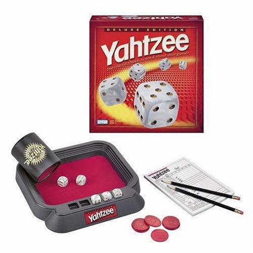 ボードゲーム 英語 アメリカ 海外ゲーム Hasbro Gaming Yahtzee Deluxe Editionボードゲーム 英語 アメリカ 海外ゲーム